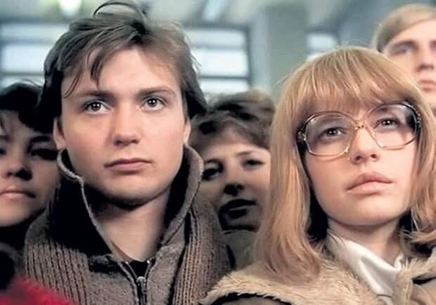 Марк Горонок в фильме *Ты у меня одна*, 1993 | Фото: eg.ru