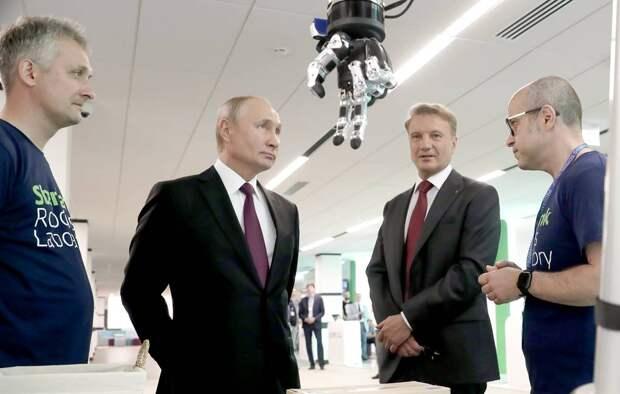Путин поставил задачу обеспечить технологический суверенитет России в области искусственного интеллекта.