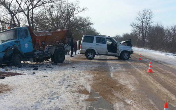 В Крыму водитель сбил насмерть стоящего на обочине пешехода