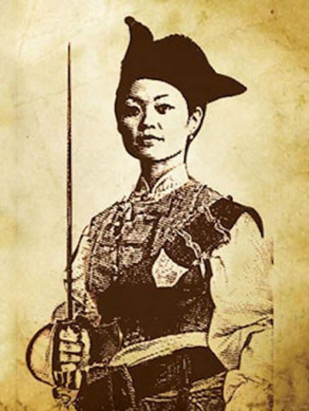 Госпожа Чжэн: как проститутка стала королевой китайских пиратов