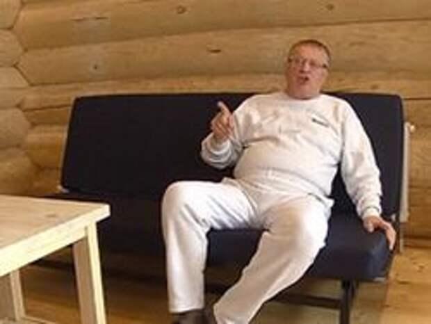 Новость на Newsland: Жириновский бросил вызов Зюганову, Миронову и Прохорову