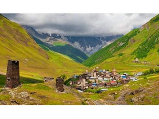Где на Кавказе рождаются блондины, и почему так происходит