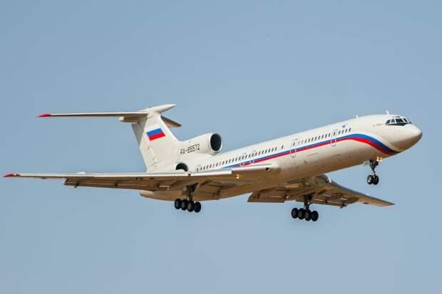 В каких регионах РФ чаще всего падают самолеты?