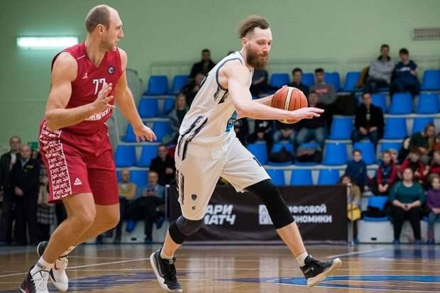Ижевские баскетболисты «Купол-Родники» проиграли на выезде «МБА Москва»