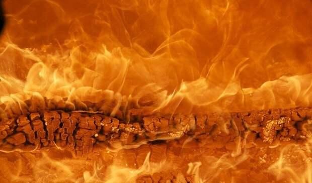 Мужчина погиб в Каменске-Шахтинском во время пожара