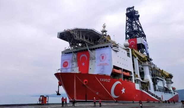 Боррель призвал Турцию немедленно прекратить буровые работы уКипра