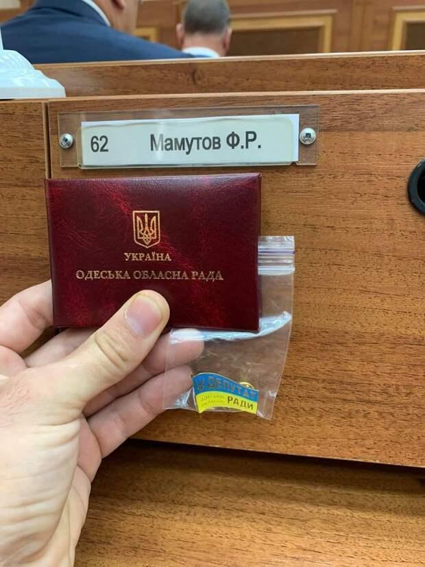 Взгляд из Одессы: Хрен редьки не слаще, или Исламист вместо Ройтбурда
