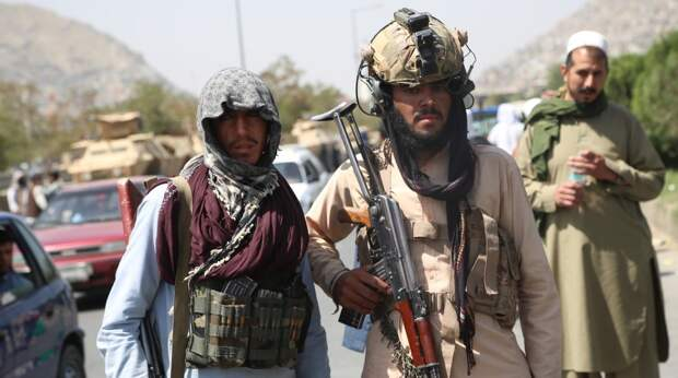 Благодаря США талибы получили одну из самых оснащенных армий в мире