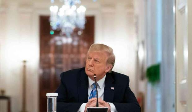 В конгрессе США хотят досрочно отстранить Трампа от власти