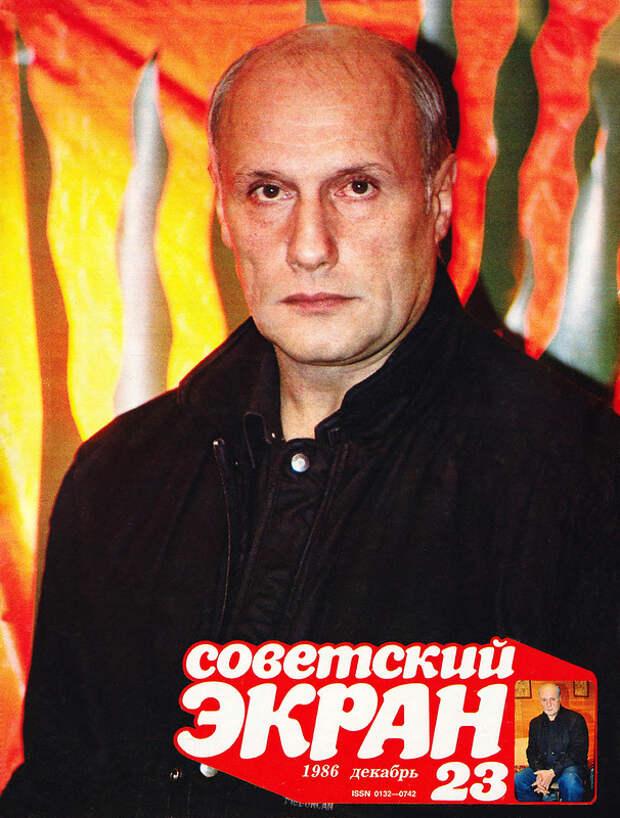 Актёр Александр Пороховщиков. Фото Галины Коревых