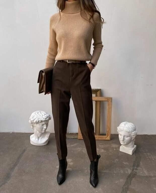 Гид по брюкам: какие модели носить зимой