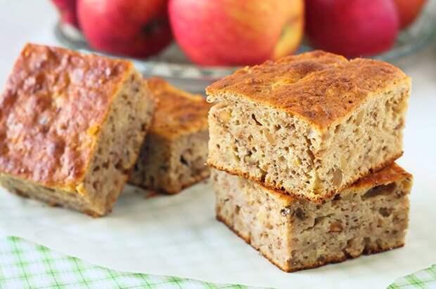 Пирог… и еще пирог. Рецепты домашней выпечки с яблоками
