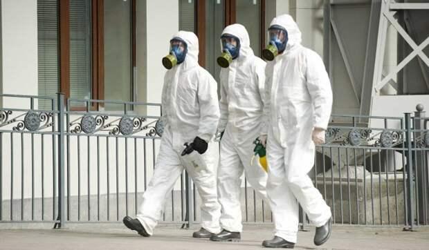 США создали в Грузии полигон для испытаний биологического оружия