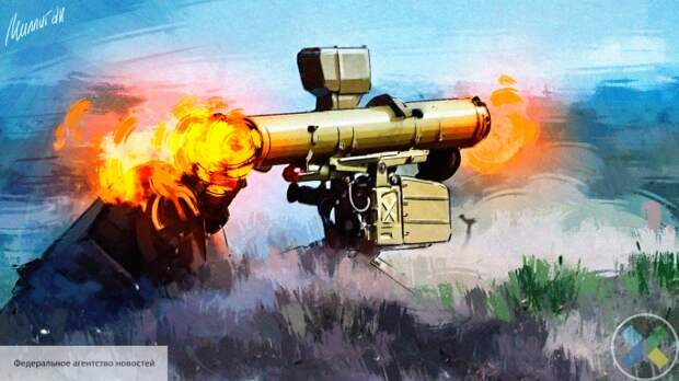 ВСУ при обстреле повредили газопровод на окраине Донецка