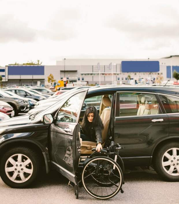 Инвалиды будут ездить бесплатно по платным дорогам