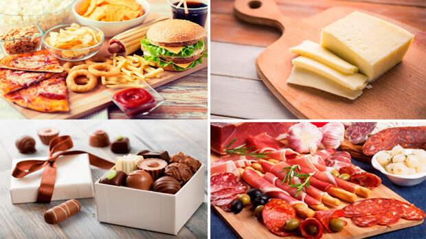Названы шесть продуктов, которые вызывают привыкание