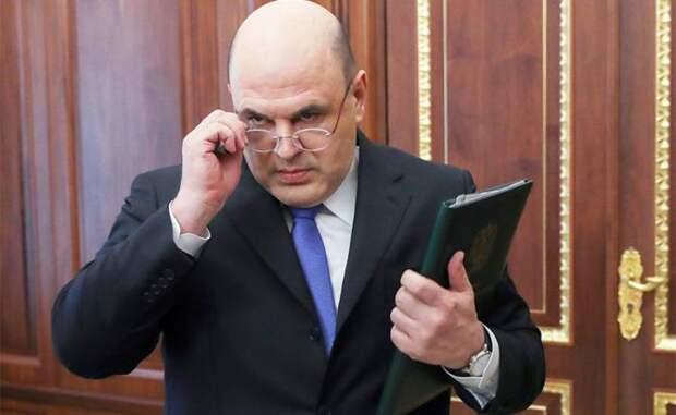 Мишустин пообещал бороться с бедностью, но не хочет трогать пенсионную реформу