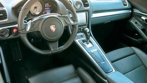 Porsche Cayman S и Macan Turbo: испытание чувств