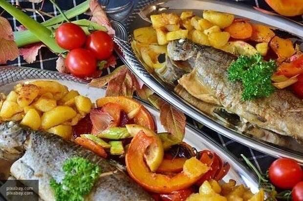Диетолог объяснил, зачем жареную рыбу необходимо заедать халвой