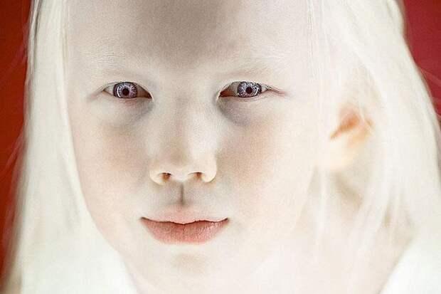 За этой русской девочкой охотятся модельные агентства со всего мира