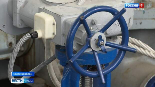 В Крыму расконсервировали насосную станцию для водообеспечения Симферополя