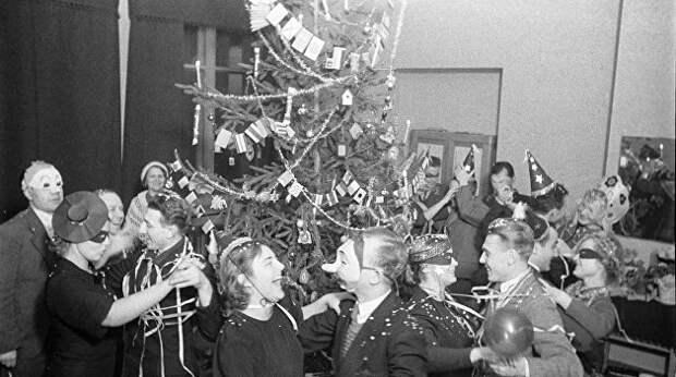 Первый в СССР. Как Харьков вернул новогоднюю елку
