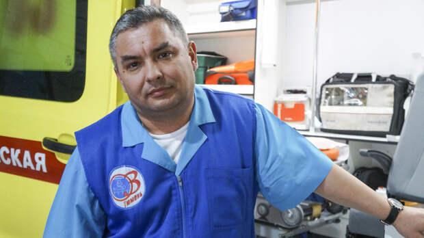 Фельдшер тюменской скорой спас утонувшего мальчика без признаков жизни