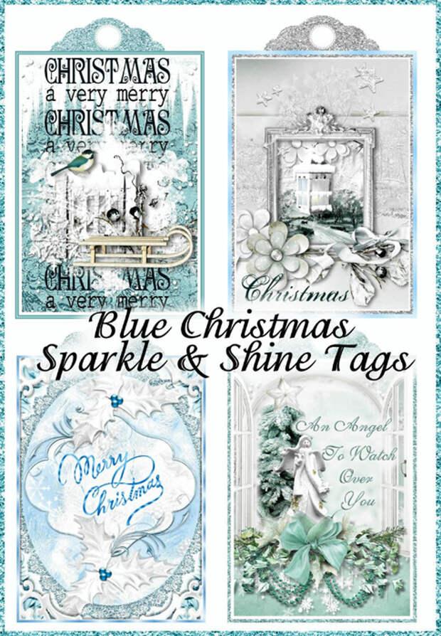 Sparkle__Shine_Blue_Christmas_Tags_Sample (485x700, 416Kb)