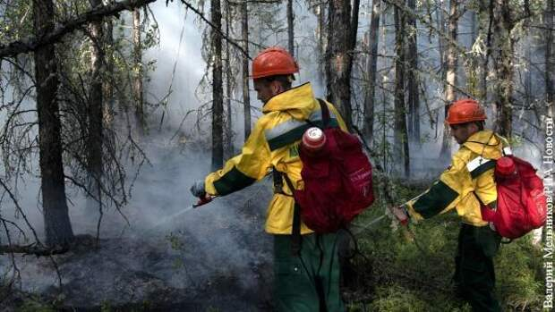 Природные бедствия стали новым вызовом для России