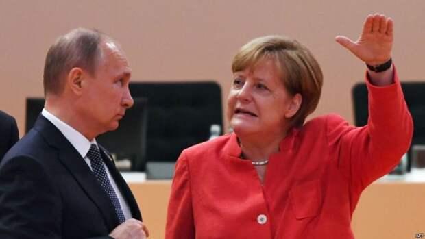 В Сочи едет Ангела Меркель