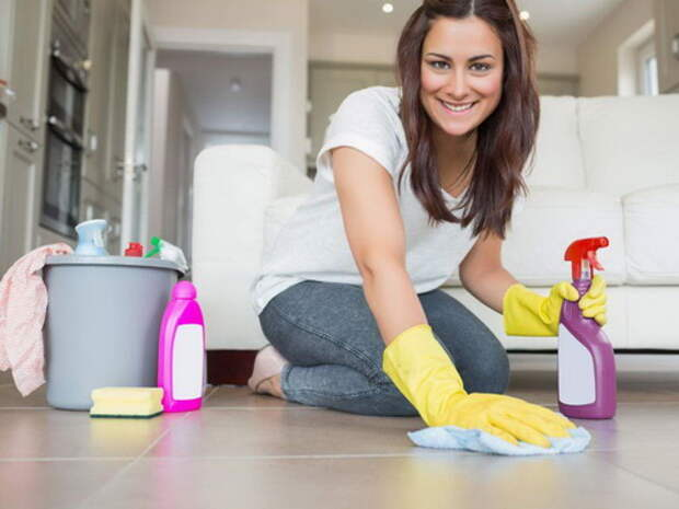 Чем нужно убираться в доме, чтобы привлечь благополучие
