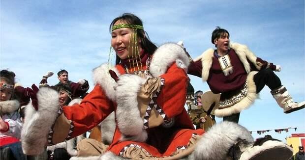 Свингеры на Крайнем Севере