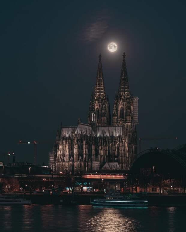 Атмосферные снимки из путешествий Йоханнеса Хена