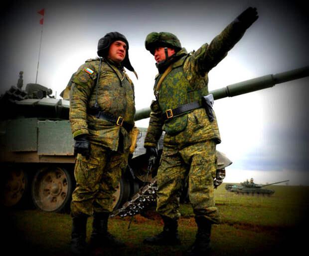 Как прапорщик с помощью бычков от сигарет танкистов к учениям подготовил