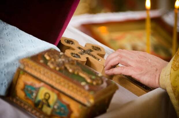 Украинская Православная Церковь молится о завершении военных действий