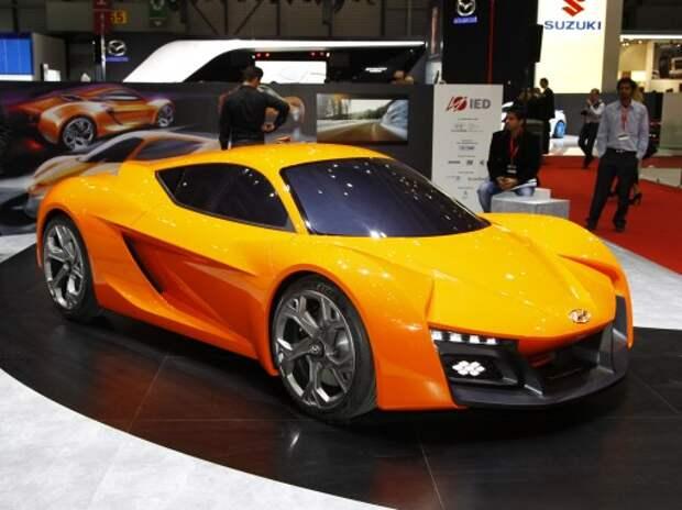 Hyundai хочет вернуть в свой модельный ряд небольшой спорткар