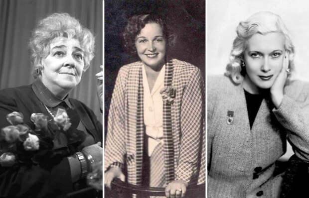 Как уживались в одном театре три звезды - Любовь Орлова, Вера Марецкая и Фаина Раневская