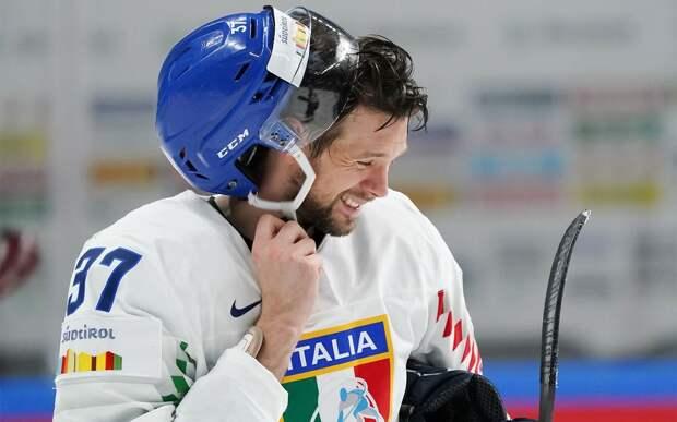 Латвия победила Италию на ЧМ и возглавила группу В