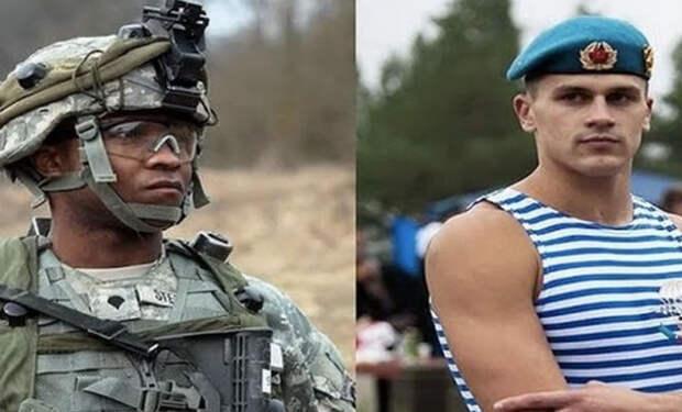 ВДВ против морской пехоты США: кто сильнее