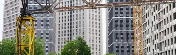 В реорганизацию промзоны «Октябрьское Поле» инвестор вложит 14 миллиардов рублей