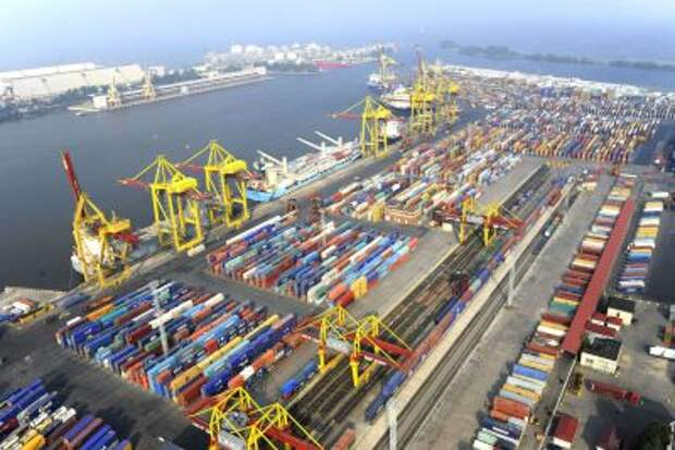 Контейнерооборот морских терминалов Global Ports в 2020 году увеличился на 6,6%