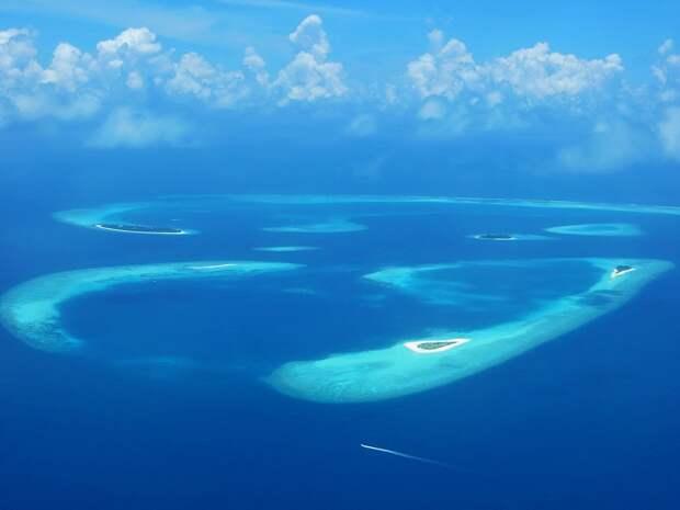 Мир без суши: если бы Земля была покрыта океаном
