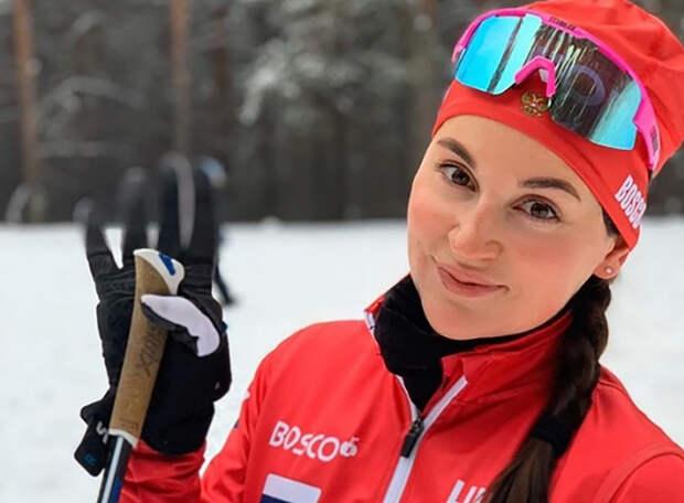 Юлия Ступак стала первой за 21 год россиянкой, победившей в гонке преследования на «Тур де Ски»
