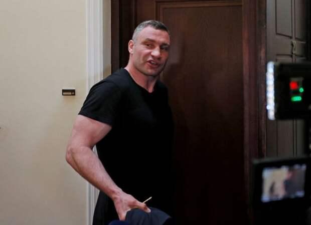 Служба безопасности Украины объяснила обыски в доме Кличко