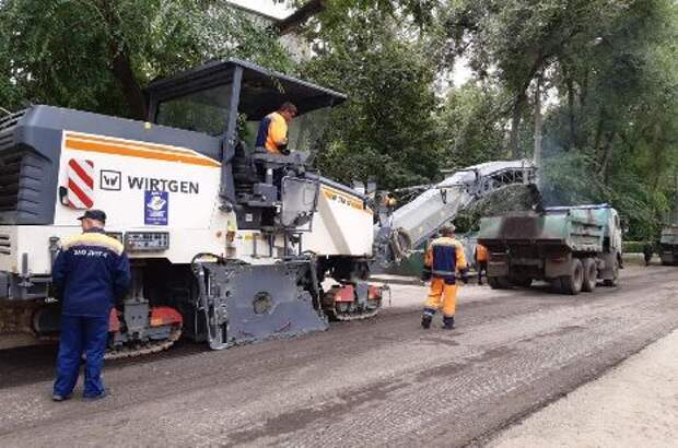 Прошёл аукцион по отбору подрядчиков, которые будут ремонтировать дороги в Тамбове