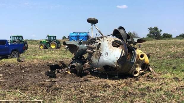 Установлены личности пассажиров вертолета, который упал под Архангельском