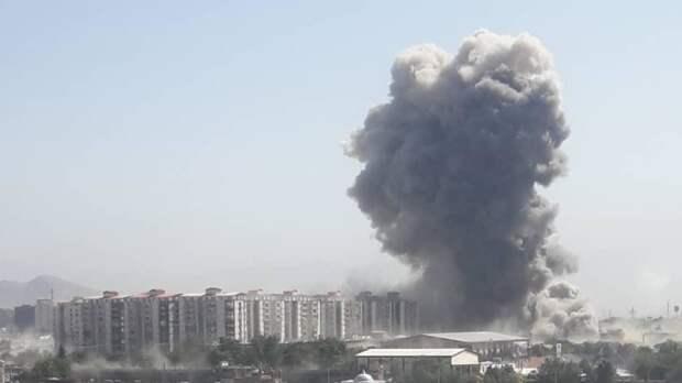 Минимум 15 человек погибли в результате ракетных взрывов у школы в Кабуле