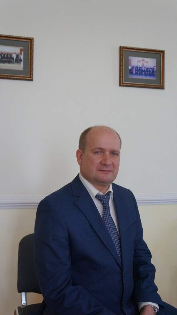 Председателем сарапульской городской думы вновь избрали Сергея Смолякова