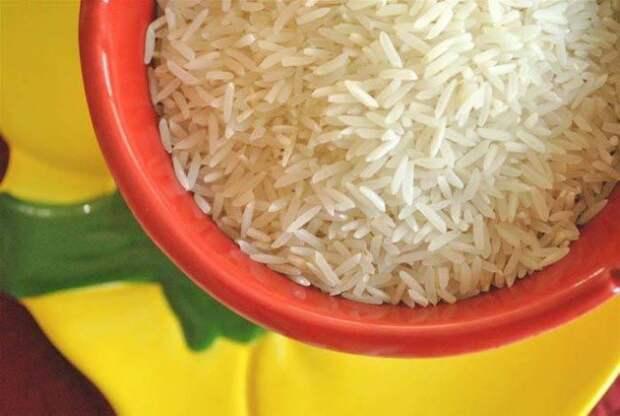 Поддельный рис еда, китай