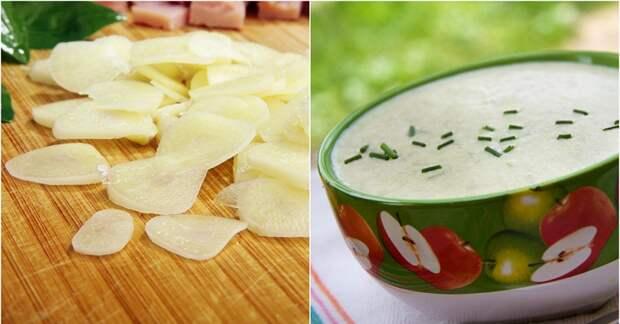 Очень вкусный чесночный суп. Блюдо которое в 100 раз лучше антибиотиков